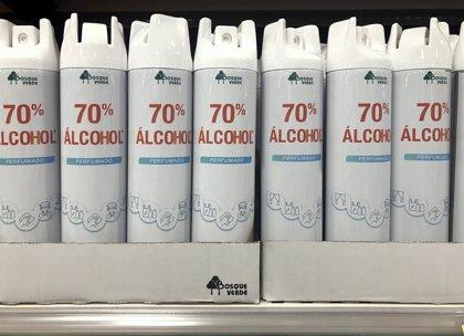 Mercadona vende 50.000 unidades al día de su nuevo alcohol perfumado en spray