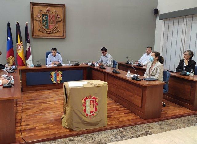 Pleno municipal en Campo de Criptana