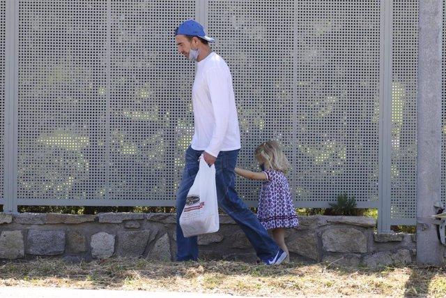 Alessandro Lequio se refugia en su hija Ginevra