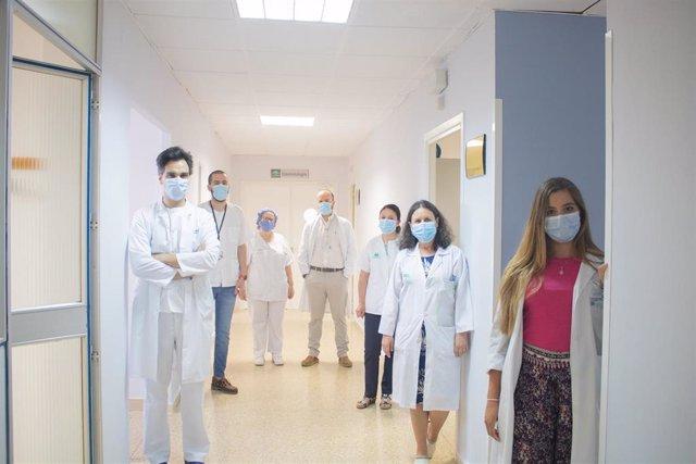 Equipo de Reumatología del Hospital Virgen del Rocío