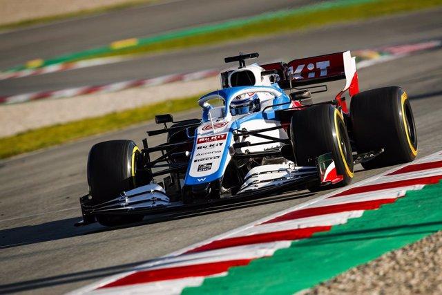 Fórmula 1.- El equipo Williams se pone a la venta ante su maltrecha situación