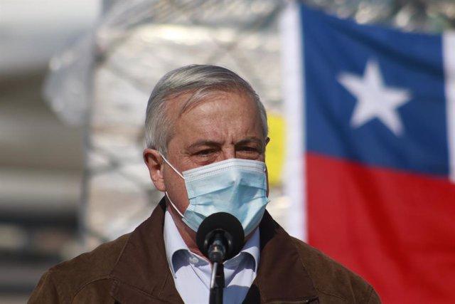 Coronavirus.- El ministro de Salud de Chile desata la polémica al reconocer que