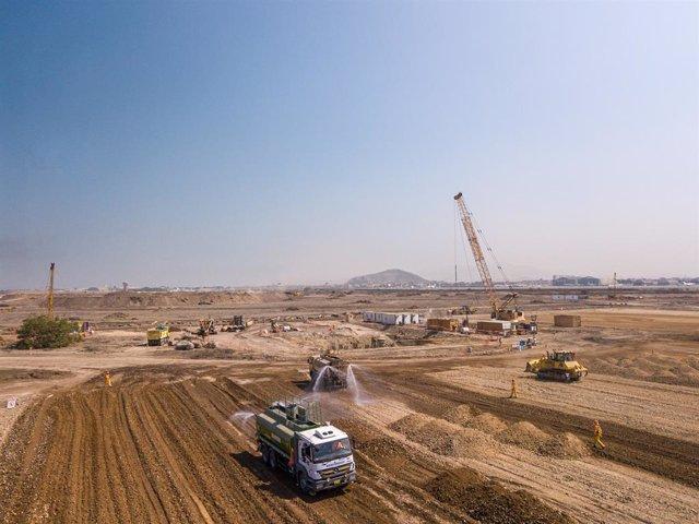 Economía/Empresas.- Ferrovial y Acciona construirán la torre de control del nuev