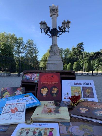 La Casita Museo de Ratón Pérez celebra la Feria del Libro de Madrid a través de su tienda online