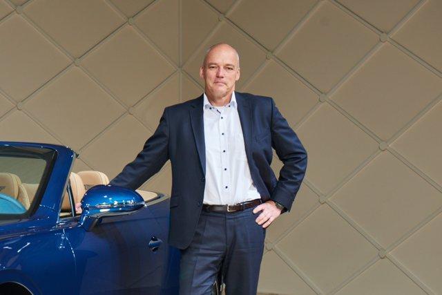 Werner Tietz, nuevo vicepresidente ejecutivo de Investigación y Desarrollo de Seat.