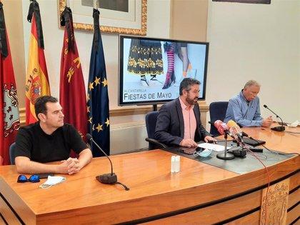 El Ayuntamiento de Alcantarilla y la Federación de Peñas Festeras suspenden las Fiestas de Mayo