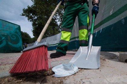 Más Madrid pide modificar los contratos de limpieza para que incluyan la desinfección de las calles