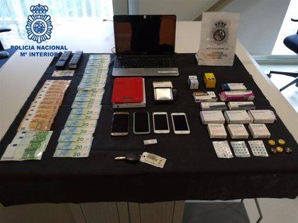 Desarticulado un grupo dedicado al tráfico de drogas en locales de ocio