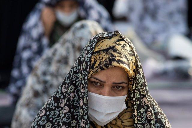 Coronavirus.- Irán registra su peor balance diario de casos de coronavirus desde