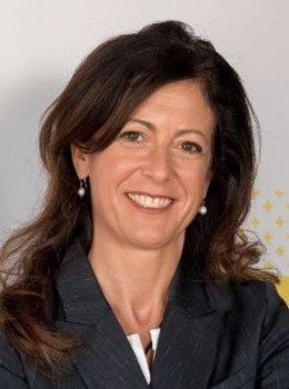 La presidenta de Sedigás, Rosa María Sanz