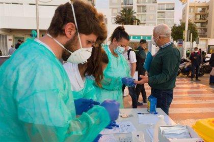 Baleares registra cinco nuevos casos positivos de COVID-19 y ninguna muerte