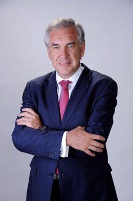 José Luis Romero,secretario general de la patronal de la estiba Anesco