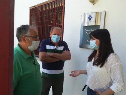 Pérez Macho (Cs) pide la comparecencia de Barbón (PSOE) en la JGPA para explicar la situación de Alu Ibérica