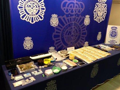Desarticulado en Segovia grupo presuntamente dedicado al tráfico de drogas