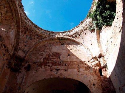 Comienza la rehabilitación de la iglesia de la Cartoixa d'Escaladei (Tarragona)