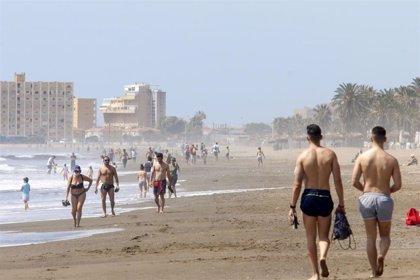 Las playas de Málaga capital no tendrán cámaras para controlar y tampoco se parcelará la arena