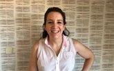 """Foto: María Díaz: """"A los niños les recibirá una persona con un EPI completo y una profesora con mascarilla"""""""