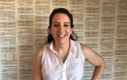 """María Díaz: """"A los niños recibirá una persona con un EPI completo y una profesora con mascarilla"""""""