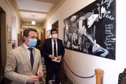 """Juan Marín reclama al Gobierno que """"hoy mismo"""" Granada y Málaga pasen a la Fase 2 y """"no perder cuatro días"""""""