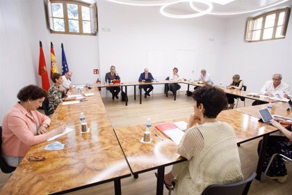Chivite apela ante Consejo del Diálogo Social a trabajar desde la unidad y la corresponsabilidad en el Plan Reactivar