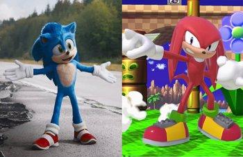 Foto: En marcha Sonic 2... ¿con Knukles y las Esmeraldas del Caos?