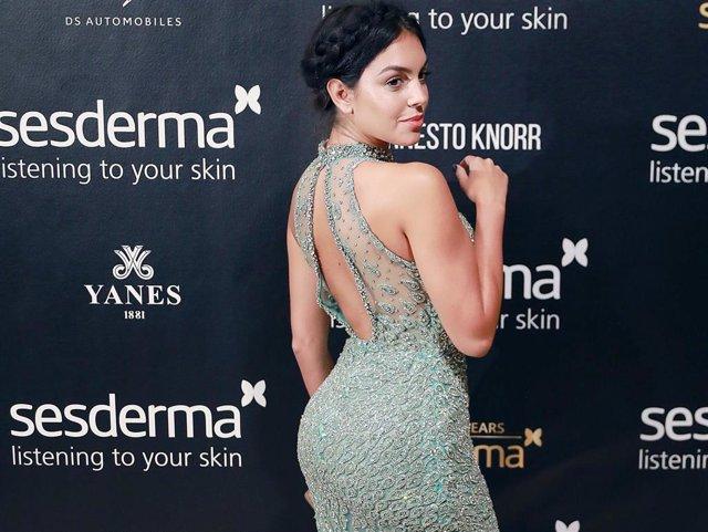 Georgina Rodríguez, en una foto de archivo de Europa Press