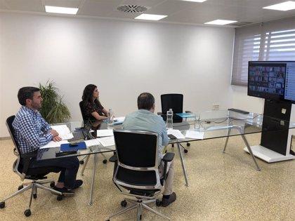 Comunidad inicia la restitución de las primeras 175 hectáreas de terrenos sin derechos de riego en el Mar Menor