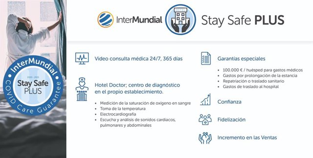 COMUNICADO: Stay Safe Plus de InterMundial, la apuesta de valor para el sector h