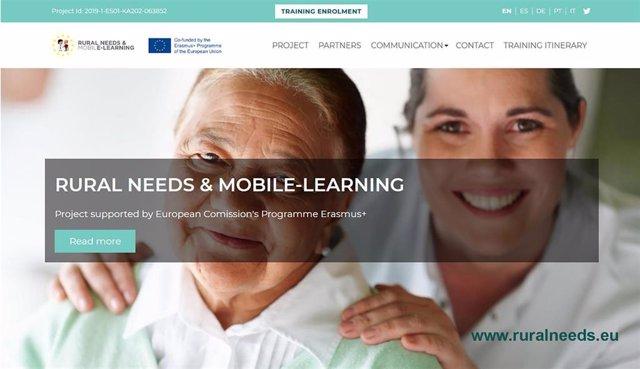 """El proyecto 'Rural Needs & Mobile Learnin', promovido por Grupo San Valero, obtiene """"óptimos resultados"""" en primera fase."""