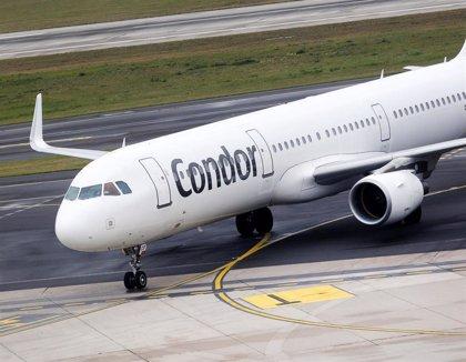 Condor retoma en junio los vuelos entre Alemania y Tenerife