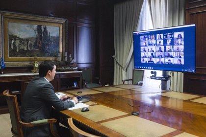 El Pleno de Diputación de Almería aprueba el reglamento de teletrabajo para facilitar la conciliación