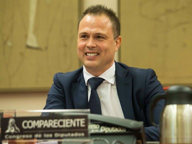 Economía.- El ex director general del Incibe Alberto Hernández ficha por el banc