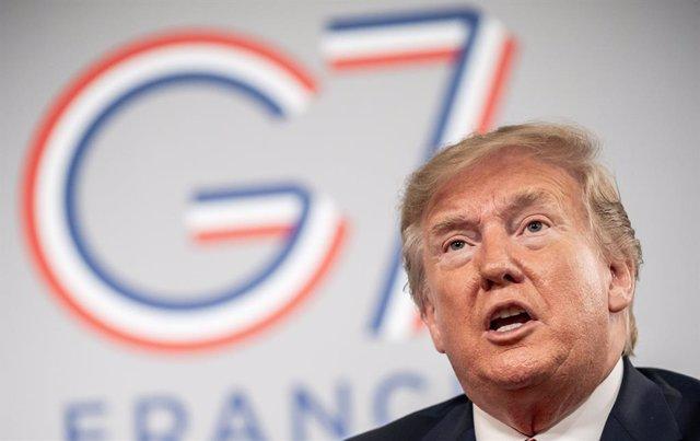China/India.- Trump reitera su oferta para mediar en la disputa fronteriza entre