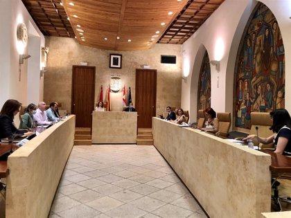 Constituida la comisión de seguimiento del pacto para la recuperación de Salamanca