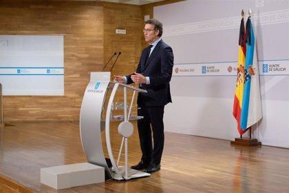 """Feijóo avisa tras la polémica de Álvarez de Toledo: Sería """"un error"""" que la oposición """"pierda los papeles"""""""