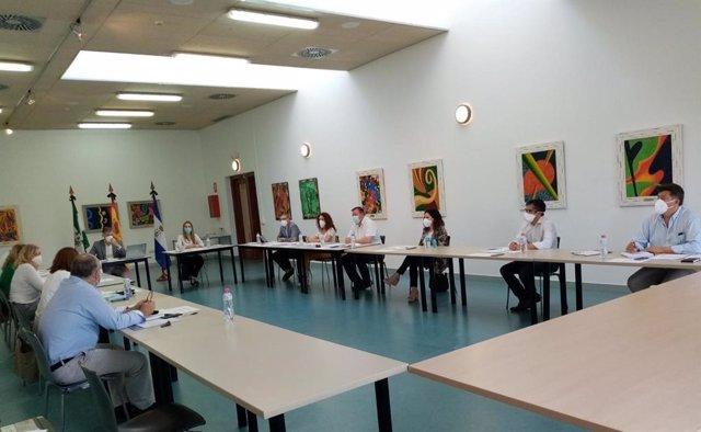 Alcalá de Guadaíra (Sevilla) constituye la comisión especial 'Relanza Alcalá' para hacer frente al Covid-19