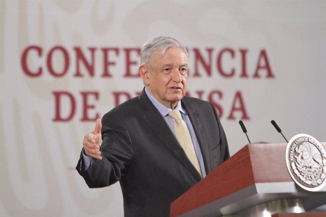 """Coronavirus.- México presenta su 'semáforo' para la vuelta a la """"nueva normalida"""
