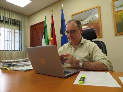 La Junta se reúne con 45 empresas de Huelva en un encuentro sobre financiación ante el Covid-19
