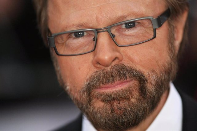Bjorn Ulvaeus arrives at the National Movie Awards at the Royal Festival Hall on September 8, 2008 in London, England