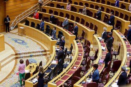 El cierre de Nissan y Alcoa, los ceses en la Guardia Civil o la homofobia, en el próximo Pleno del Senado, sin Sánchez