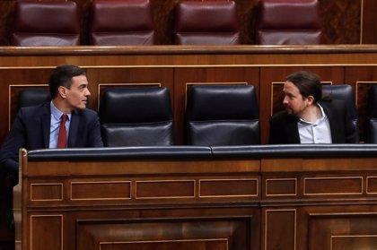 PSOE y Unidas Podemos pugnan en las redes sociales por la autoría del Ingreso Mínimo Vital