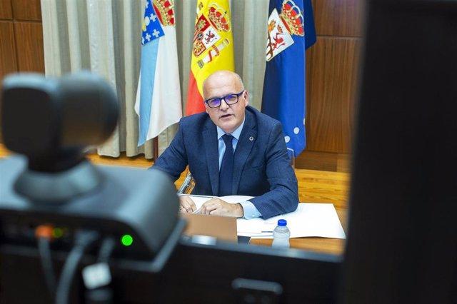Diputación De Ourense Montaña De Solidaridad
