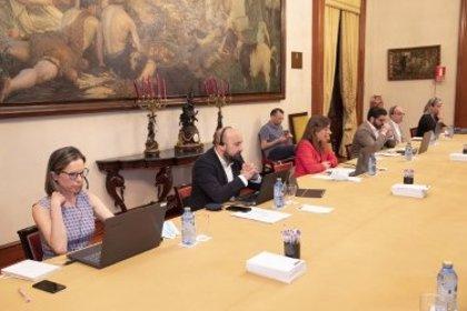 El gobierno local de A Coruña y la oposición acuerdan un plan de reactivación por importe de 13,2 millones