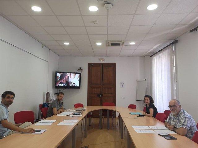 La Junta Rectora del Consorcio Velódromo Baleares