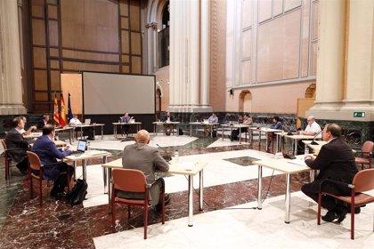 La Estrategia Aragonesa de Recuperación se presentará este lunes en el Palacio de la Aljafería