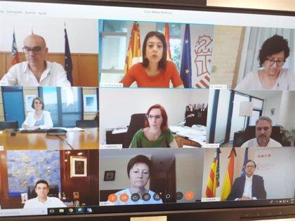 """La Generalitat traslada a las universidades que continuarán teniendo """"liquidez para su adecuado funcionamiento"""""""
