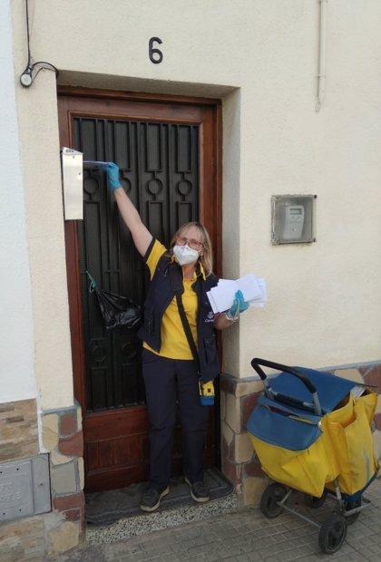 Correos invierte 20 millones en EPIS para sus empleados en los primeros meses de pandemia