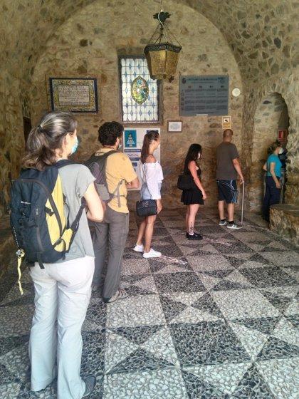 Reabre al público la Gruta de las Maravillas de Aracena (Huelva) con las medidas preventivas ante el covid-19