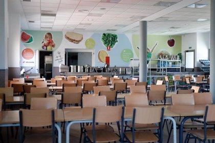 CCOO rechaza la reapertura de los centros escolares sin servicio de comedor
