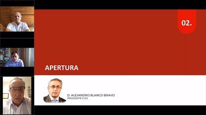 Alejandro Blanco inaugura la primera edición del Foro Nacional de Profesores de Judo y Deportes Asociados